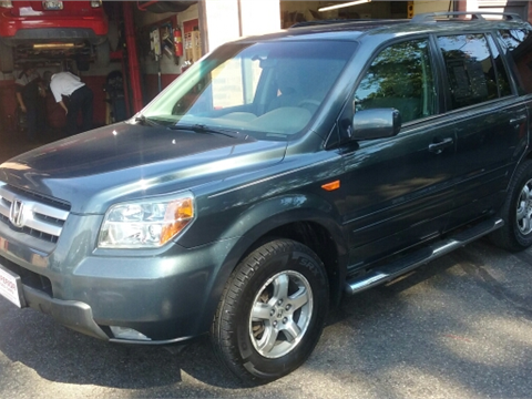 2006 Honda Pilot For Sale Ohio Carsforsale Com