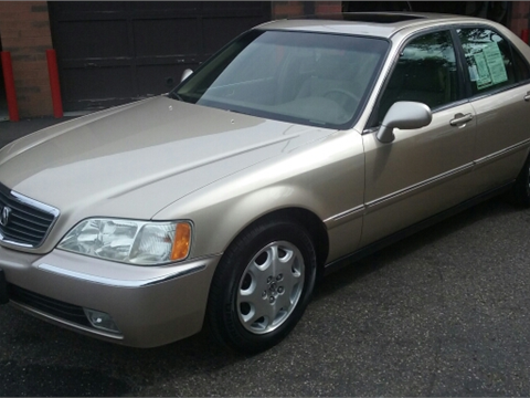Acura Rl For Sale Acura Rl For Sale Carsforsalecom - 2000 acura rl for sale