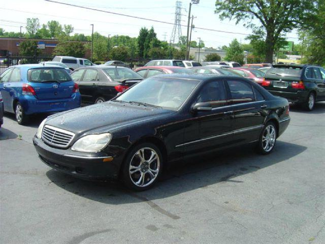 Used 2000 Mercedes Benz S Class S500 In Charlotte Nc At La