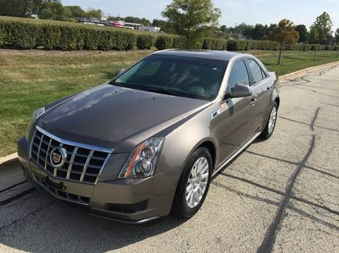2012 Cadillac CTS for sale in Mount Prospect, IL