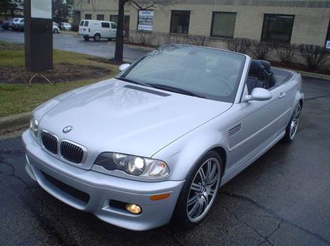 2004 BMW M3 for sale in Mount Prospect, IL