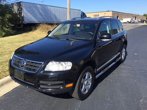 2007 Volkswagen Touareg for sale in Mount Prospect, IL