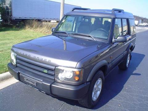 2004 Land Rover Discovery for sale in Mount Prospect, IL