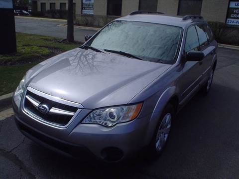2008 Subaru Outback for sale in Mount Prospect, IL