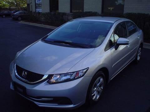 2014 Honda Civic for sale in Mount Prospect, IL