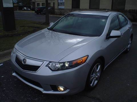 2013 Acura TSX for sale in Mount Prospect, IL