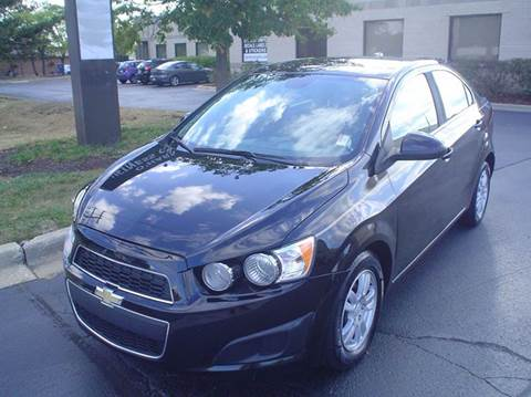 2012 Chevrolet Sonic for sale in Mount Prospect, IL