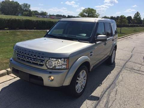 2011 Land Rover LR4 for sale in Mount Prospect, IL
