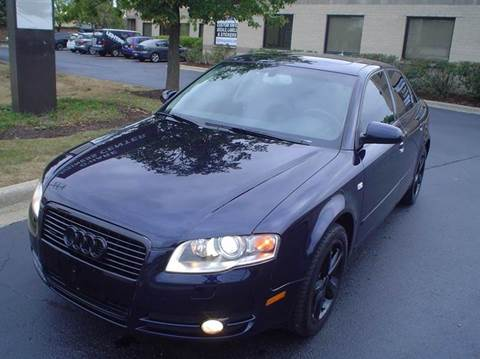 2007 Audi A4 for sale in Mount Prospect, IL