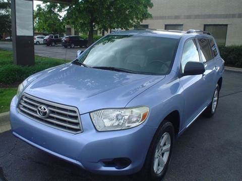 2008 Toyota Highlander for sale in Mount Prospect, IL
