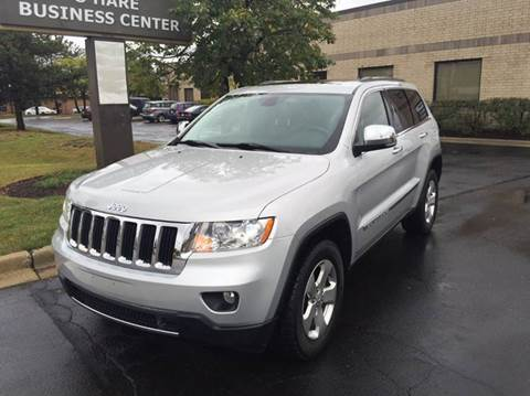 2012 Jeep Grand Cherokee for sale in Mount Prospect, IL