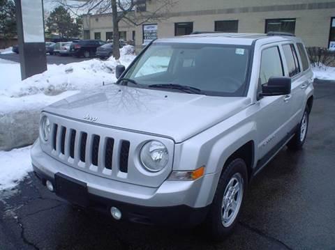 2011 Jeep Patriot for sale in Mount Prospect, IL
