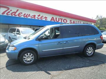 2007 Chrysler Town and Country for sale in Norfolk, VA
