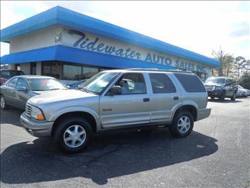 2001 Oldsmobile Bravada for sale in Norfolk, VA