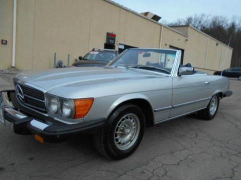 1979 Mercedes-Benz 450-Class