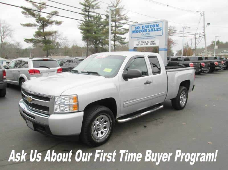 Chevrolet Trucks For Sale In South Easton Ma