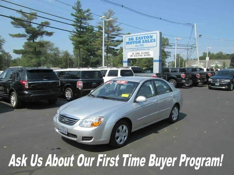 Kia Spectra For Sale In Massachusetts