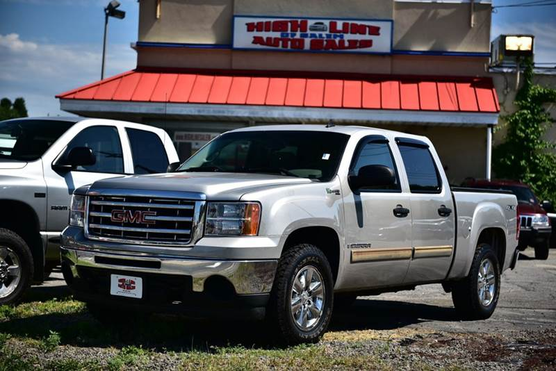 2009 GMC Sierra 1500 Hybrid