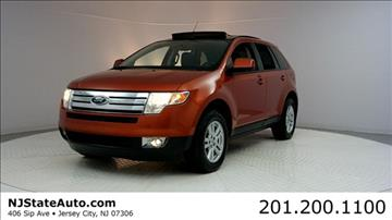 2007 Ford Edge for sale in Jersey City, NJ