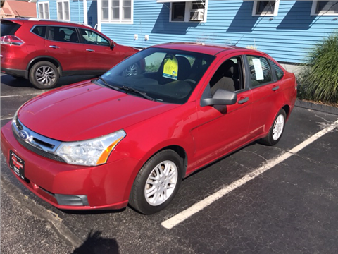 2010 Ford Focus for sale in Coventry, RI