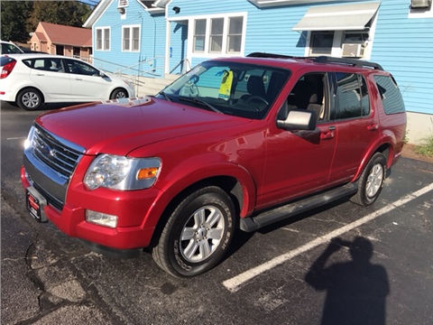 2010 Ford Explorer for sale in Coventry, RI