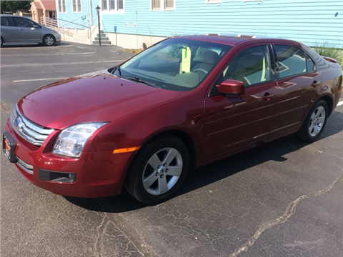 2006 Ford Fusion for sale in Coventry, RI