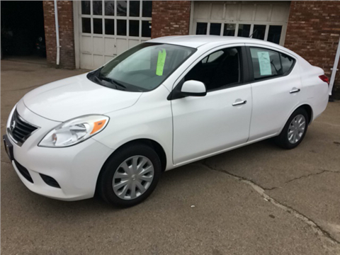 2012 Nissan Versa for sale in Coventry, RI
