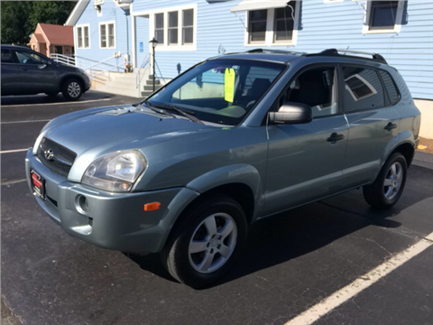 2007 Hyundai Tucson for sale in Coventry, RI