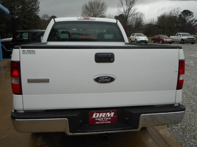 2006 Ford F-150 XL 4dr SuperCab 4WD Styleside 6.5 ft. SB - Starkville MS