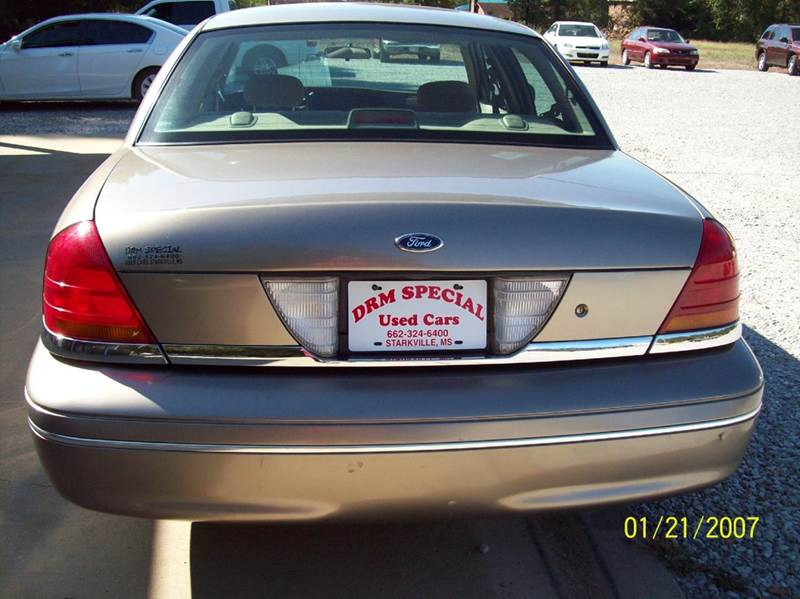 Used Cars In Starkville Ms ... Crown Victoria Base 4dr Sedan In Starkville MS - DRM Special Used Cars