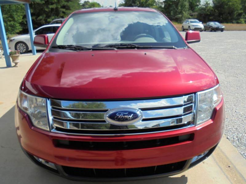 2007 ford edge sel 4dr crossover in starkville ms drm special used cars. Black Bedroom Furniture Sets. Home Design Ideas