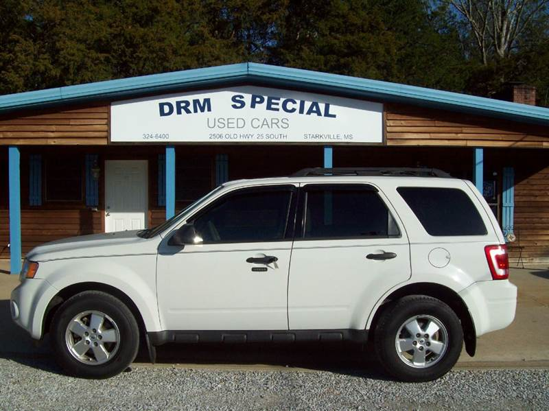 2011 Ford Escape XLT 4dr SUV - Starkville MS