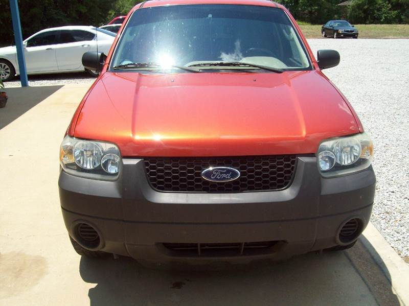 2007 Ford Escape XLS 4dr SUV (2.3L I4 4A) - Starkville MS