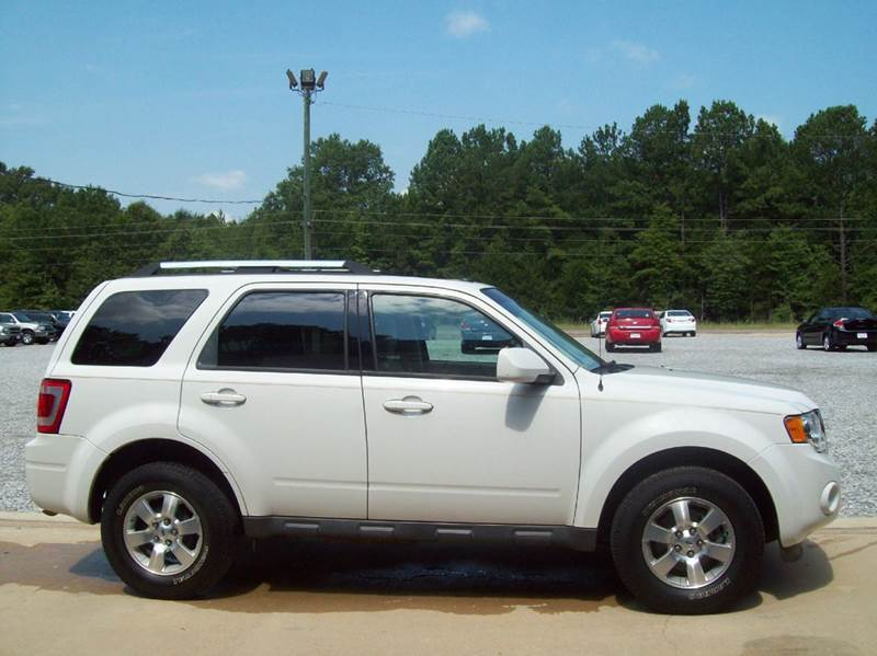 2011 Ford Escape Limited 4dr SUV - Starkville MS