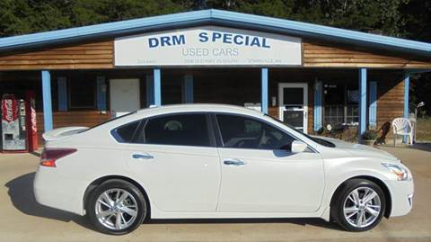 2013 Nissan Altima for sale in Starkville, MS