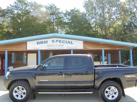 2010 Toyota Tacoma for sale in Starkville, MS