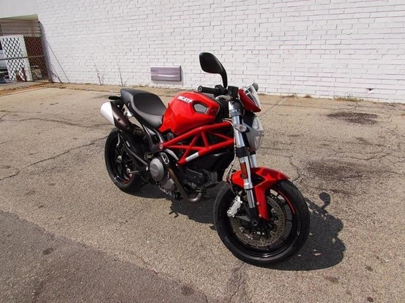 2013 Ducati 796