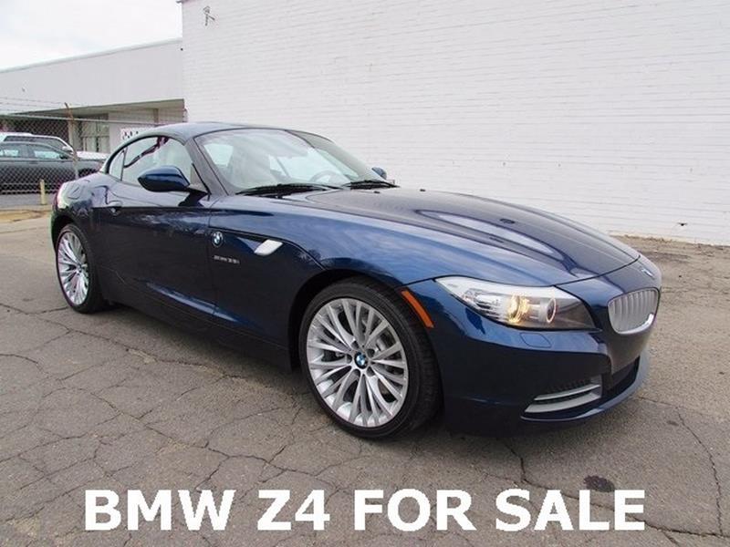 Bmw Z4 For Sale In North Carolina Carsforsale Com