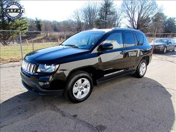 2014 Jeep Compass for sale in Madison, NC