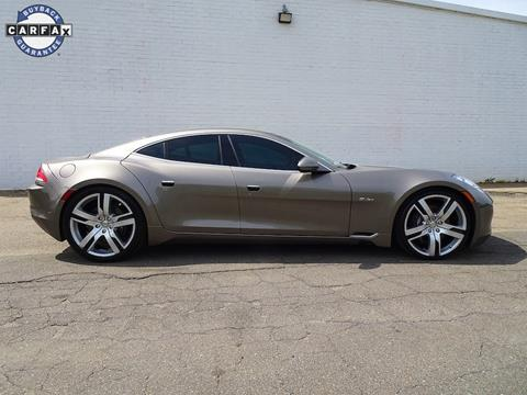2012 Fisker Karma for sale in Madison, NC