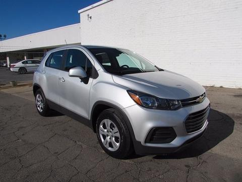 2018 Chevrolet Trax for sale in Madison, NC