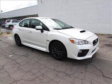2017 Subaru Wrx For Sale Carsforsale Com