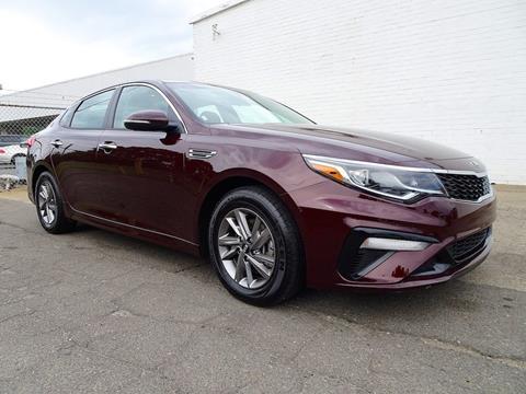2019 Kia Optima for sale in Madison, NC