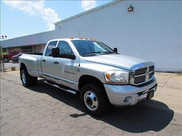 2006 Dodge Ram Pickup 3500 for sale in Madison, NC