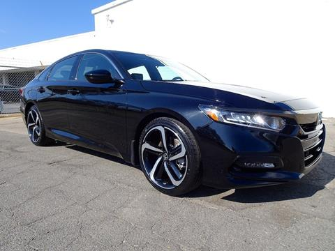 2019 Honda Accord for sale in Madison, NC