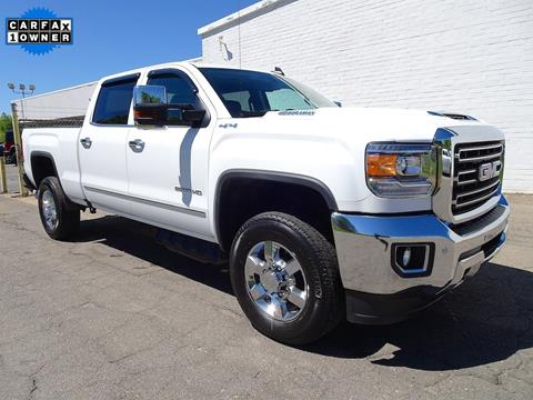 2018 GMC Sierra 2500HD for sale in Madison, NC