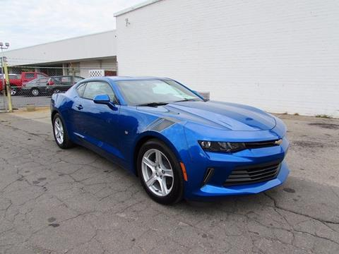 2018 Chevrolet Camaro for sale in Madison, NC