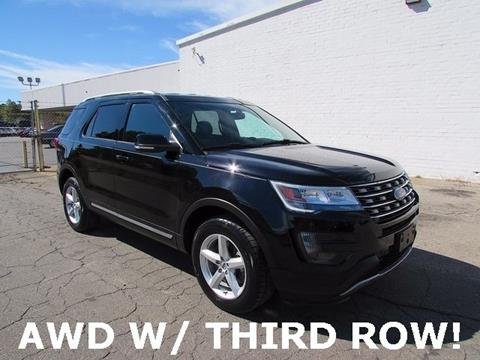2016 Ford Explorer for sale in Madison, NC