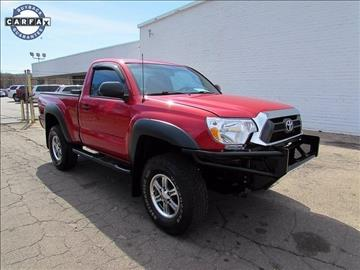 2012 Toyota Tacoma for sale in Madison, NC