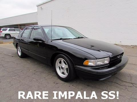 1996 Chevrolet Impala for sale in Madison, NC